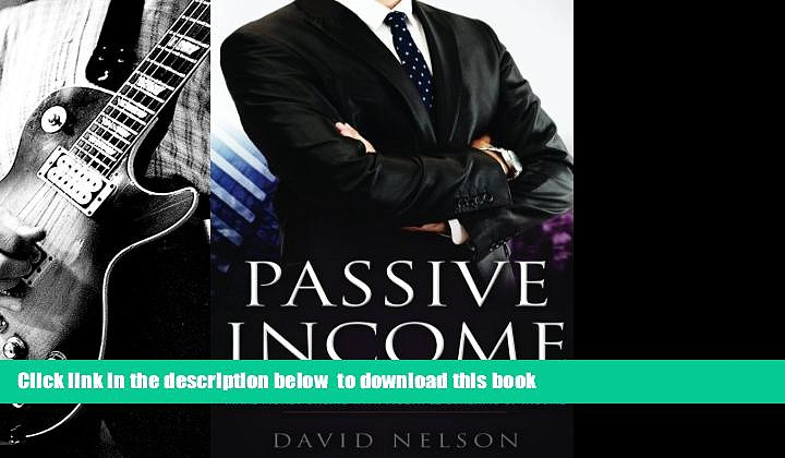 PDF [DOWNLOAD] Passive Income: Make Money Online With Multiple Streams Of Income [DOWNLOAD] ONLINE