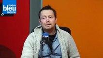 Olivier Cordeau, président du GAB 72, groupement des agriculteurs biologiques de la Sarthe