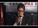 'Paa' turns Mathematician, Big B figures out 'Teen Patti'