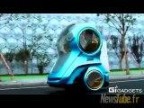 Les voitures à l'avenir quelque chose d'incroyable