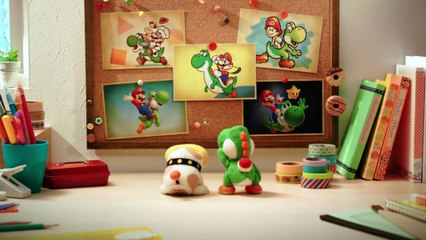 Poochy & Yoshi's Woolly World : Trailer japonais #3