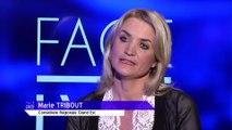 FACE A FACE - Marie Tribout, Conseillère Régionale Grand Est (UDI)