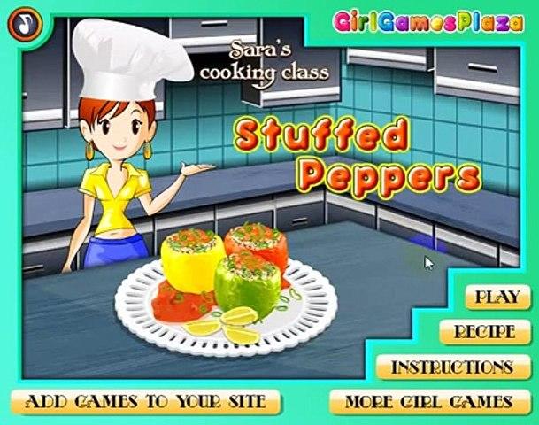 Trò chơi nấu ăn online, game làm bánh, trò chơi cho bé, Sara cooking games | Godialy.com