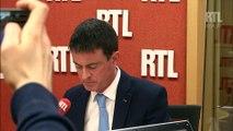 Manuel Valls a répondu aux questions des auditeurs sur RTL le 4 janvier 2016