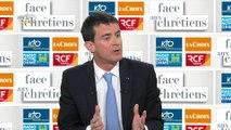 """Manuel Valls - """"La laïcité n'est pas un glaive, elle est une liberté, une protection"""""""