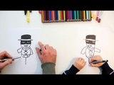 Tutoriel / Comment dessiner Zorro ?