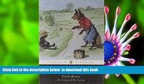 FREE [DOWNLOAD] Uncle Remus: His Songs and His Sayings (Penguin Classics) Joel Chandler Harris