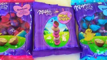 Milka Bonbons Confetti, Mini Eggs, Bonbons Knister Opening Yummy Chocolate