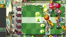 Plants vs. Zombies 2 - Pinata Party Easter Day Zombies Eggs! Wind Plants