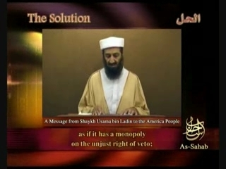 2007: Ben Laden réapparait en vidéo (lefigaro.fr)