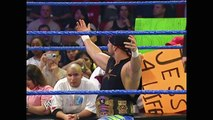 Eddie Guerrero vs Chavo Guerrero WWE Title Match, Kurt Angle Special Guest Referee SmackDown 02.19.2004