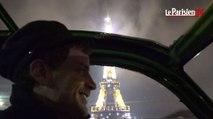 Balade en 2CV à Paris la nuit : même les Parisiens s'y mettent !