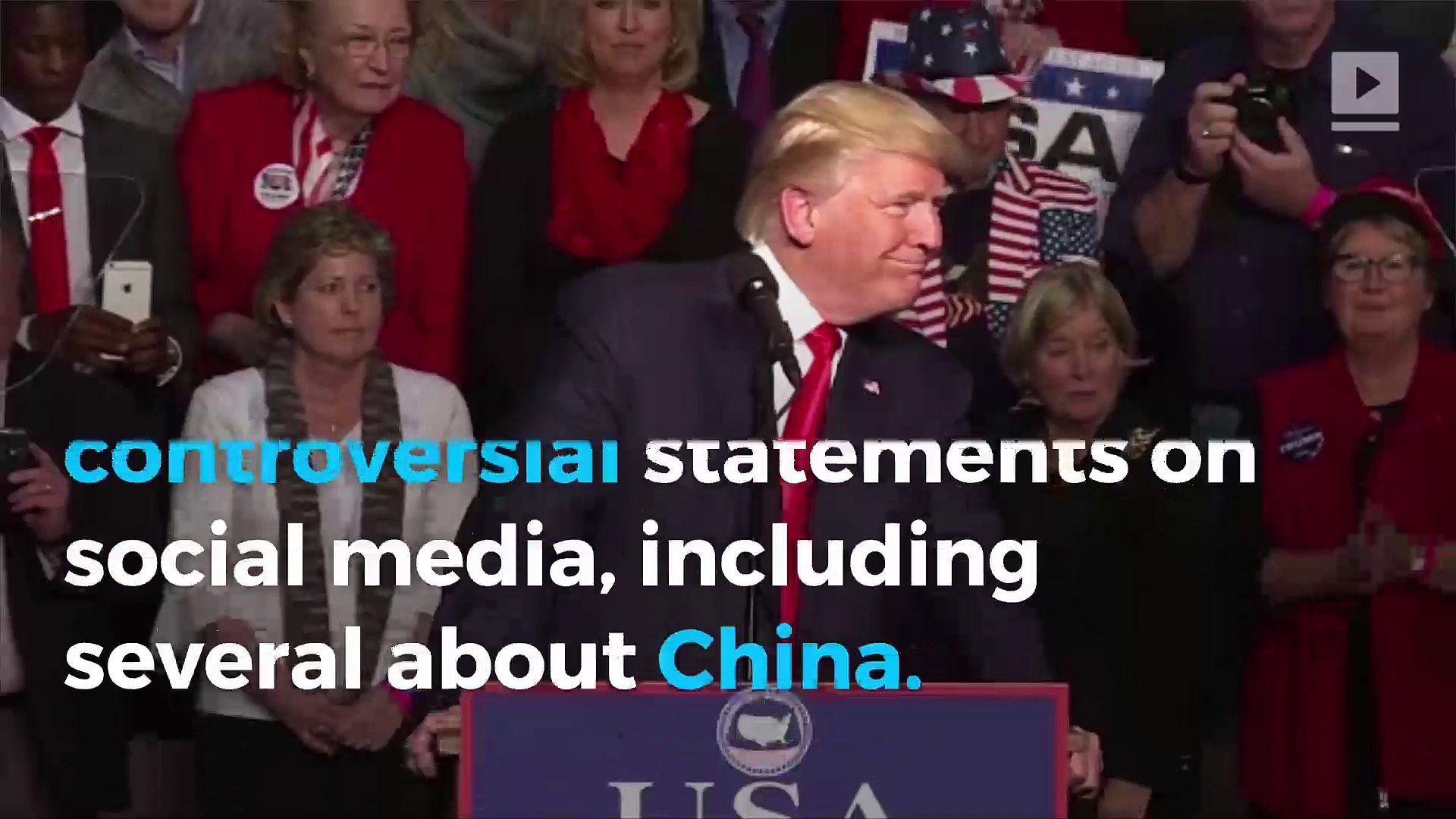 Chinese media tells Trump to get off Twitter