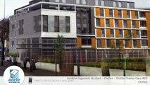 Location logement étudiant - Chelles - Studéa Chelles Gare RER