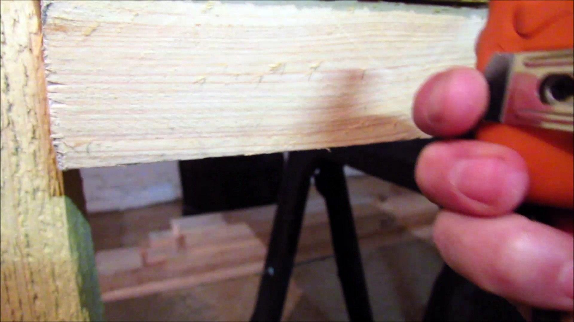 Construire Un Etabli Multifonction bricolage : comment fabriquer un établi de travail en bois-work bench