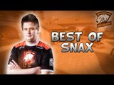 Best Of Snax! [Sneaky Plays, Ninja Defuses, Stream Highlights, Funny Moments & More] #CSGO