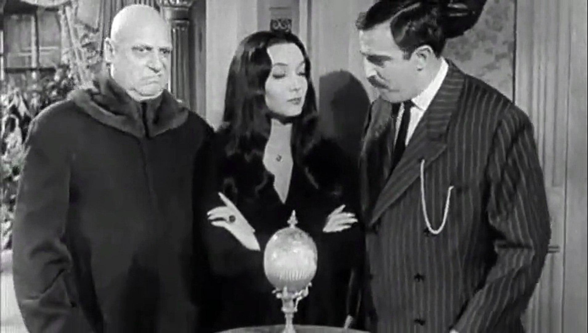 Gomez morticia and Addams Morticia