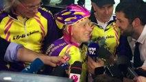 Cyclisme - Vidéo - Inside - Le record de l'heure de Robert Marchand, 105 ans