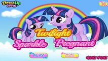MY LITTLE PONY- TWILIGHT SPARKLE ESTA EMBARAZADA! - TWILIGHT SPARKLE PREGNANT!