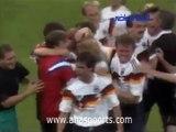 اهداف مباراة المانيا و هولندا 2-1 ثمن نهائي كاس العالم 1990