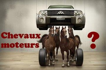 Pourquoi parle t-on de chevaux pour les moteurs ?