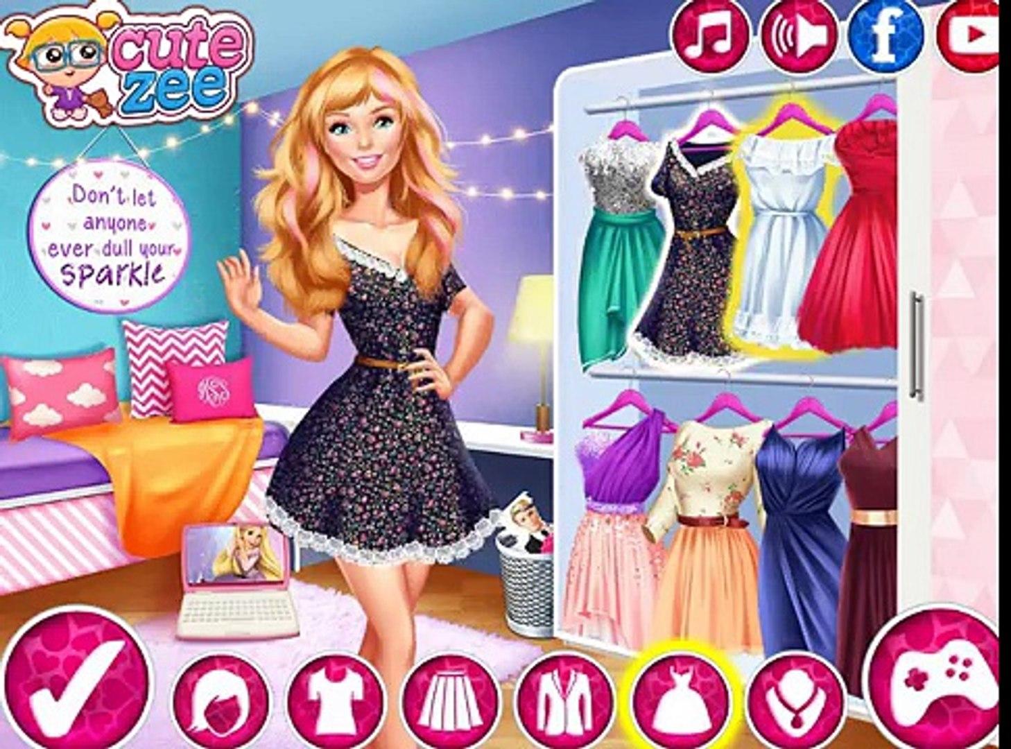 Barbie Date Crusher - Barbie games