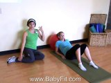 The Best Abs Exercises for Pregnant Women