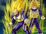 DBZ Multi-Transformations Super Sayen Original / AMV