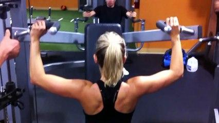 Workouts for Women  Tough Shoulder Exercises For Women