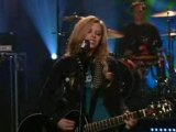 Avril Lavigne - Nobodys Home (Tonight Show with Jay Leno)