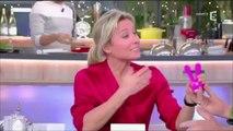 Vidéo : Arnaud Ducret : Son cadeau coquin à Anne-Sophie Lapix !