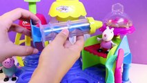 Play-Doh Frosting Fun Bakery Playset Make Cupcakes Cakes Küche Spielplatzgeräte Toy Food Videos