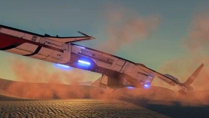 Combat Gameplay Trailer de Mass Effect : Andromeda
