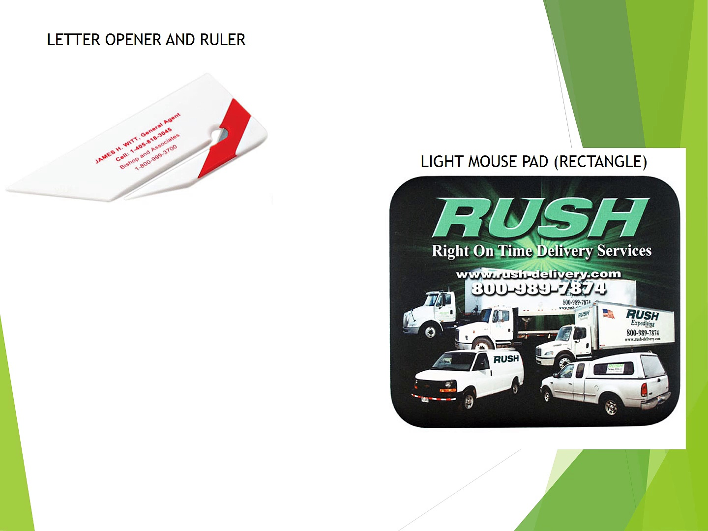 Custom Branded Promotional Gifts by QuickShip Promotions