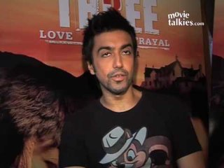 "Interview of Aashish Chaudhary : ""Three - Love, Lies and Betrayal"""