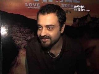 "Interview of Chirantan Bhatt : ""Three - Love, Lies and Betrayal"""