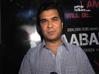"Ashu Trikha Talks about ""Baabarr"""
