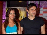 Arbaaz Khan, Ashmit Patel and Aarti Chhabria Music Launch of Toss Part - 02