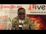 Showbiz : Entretien avec l'artiste chanteur Lino Versace