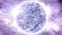 muhteşem bir süpernova tasviri
