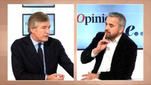 Alexis Corbière: Si François Fillon est élu, «La CGT aura raison» de manifester