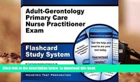 [Download]  Adult-Gerontology Primary Care Nurse Practitioner Exam Flashcard Study System: NP Test
