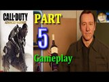 Call of Duty Advanced Warfare Walkthrough Gameplay Part 5 Campaign Mission 4 COD AW Lets Play