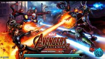 Marvel: Avengers Alliance 2 Gameplay IOS / Android