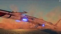 Tráiler con gameplay de Mass Effect Andromeda en el CES 2017