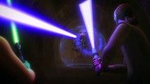 Star Wars Rebels - saison 3 - Obi-Wan vs Darth Maul dans la longue bande-annonce (VO)