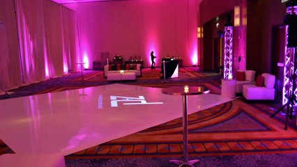Portable Dance Floor Rental