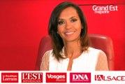 Karine Le Marchand vous donne rendez-vous le 14 janvier dans Grand Est Magazine