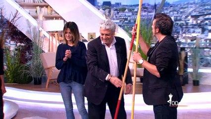 #AmandaF2 Le défi « tire-moi de là » pour Caroline Receveur et Enrico Macias