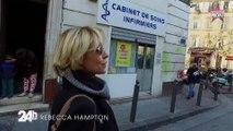 24H Avec Rebecca Hampton - L'arrivée à Marseille